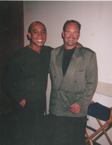 Al before his appearance on the Montel Williams show.